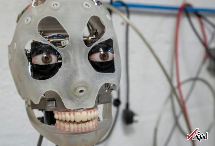 پیکاسو دوباره متولد می گردد؟ ، آشنایی با روبات هنرمند