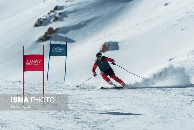 سرانجام کار اسکی بازان نونهال ایران با دو برنز قهرمانی آسیا