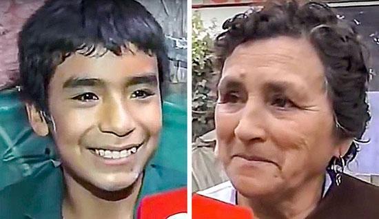 پسر 12 ساله ای که مدرسه ای برای نیازمندان ساخت