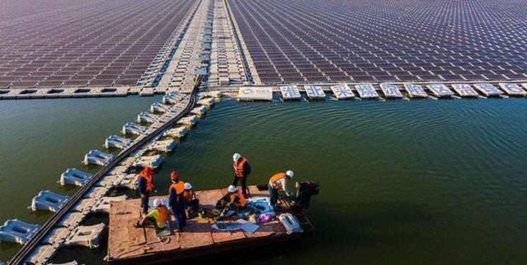 نبرد با گازهای گلخانه ای با مزارع خورشیدی معلق در اقیانوس