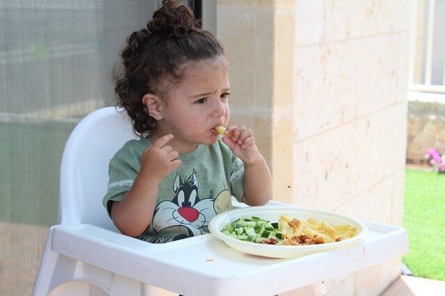 نکات مهم در خرید صندلی غذای کودک