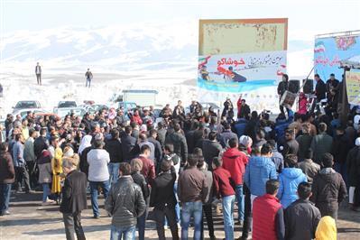 سومین جشنواره زمستانی خوشاکو در ارومیه برگزار گردید