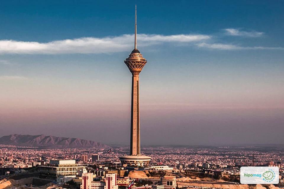 10 مکان دیدنی در تهران