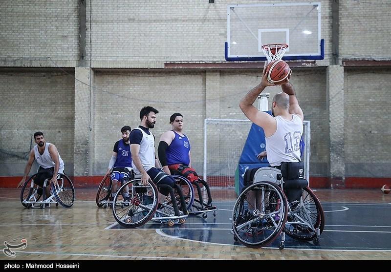 تورنمنت بسکتبال با ویلچر میتسوبیشی، ایران به ژاپن باخت، اما فینالیست شد