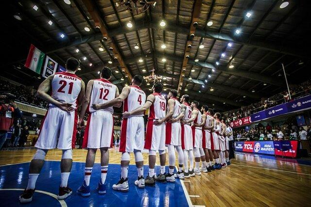ایران به دنبال تاریخ سازی در جام جهانی بسکتبال