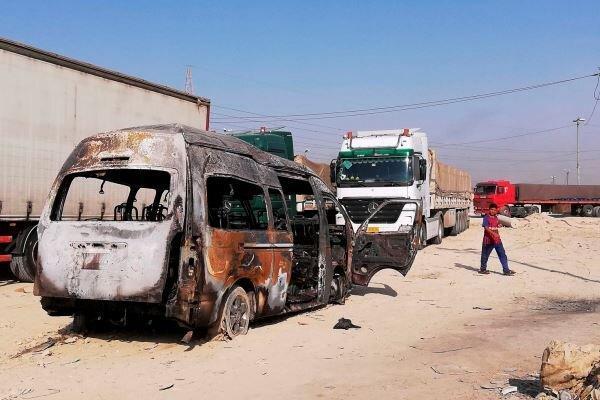 گروه تروریستی داعش مسئولیت حمله تروریستی در کربلا را برعهده گرفت