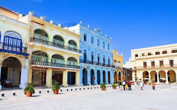 مکان های گردشگری کوبا