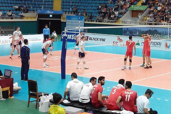 تمجید سرمربی والیبال دانشجویان سوئیس از تیم ایران