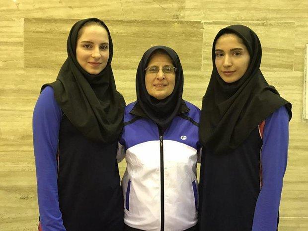 صعود بدمینتون باز ایران به مرحله یک شانزدهم یونیورسیاد