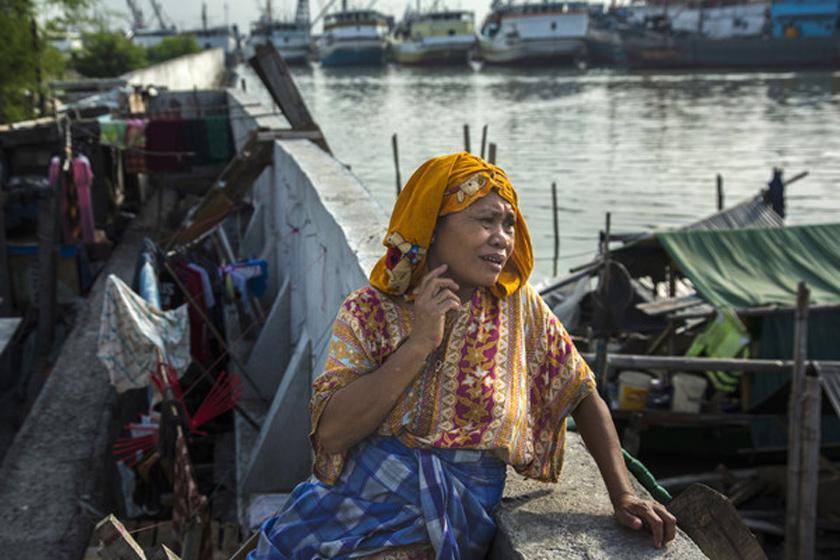 شهرهایی که به سرعت زیر آب، در حال غرق شدن هستند