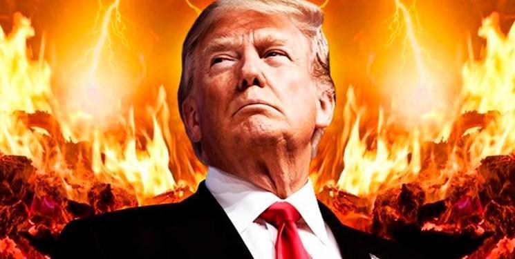 نیوزویک: با رفتارهای ترامپ، آمریکا شیطان بزرگ باقی می ماند