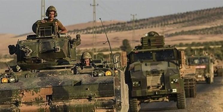 تداوم ارسال تجهیزات نظامی روسیه به استان های رقه و حلب سوریه