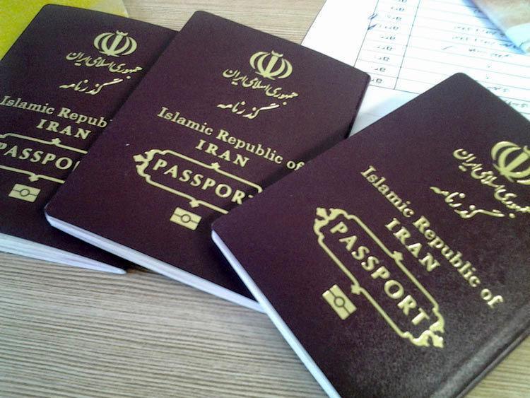 فهرست قدرتمند ترین گذرنامه های جهان، ایران در چه رتبه ای واقع شده است