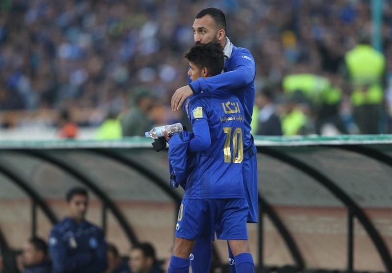 مازندران، چشمی: به نظری گفتم چرا شلوغش می کنی؟!، تلاش می کنیم تا مقابل سپاهان هم پیروز شویم