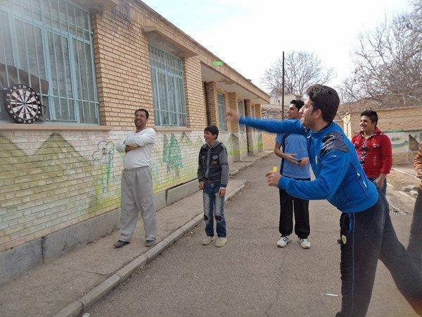 پنج باب خانه ورزش در چادگان افتتاح می گردد