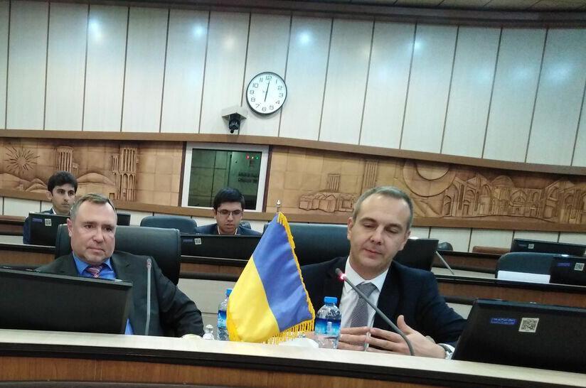 واکنش سفیر اوکراین به شرایط بافت تاریخی شهر یزد ، شباهت های دو شهر تاریخی ایران و اوکراین