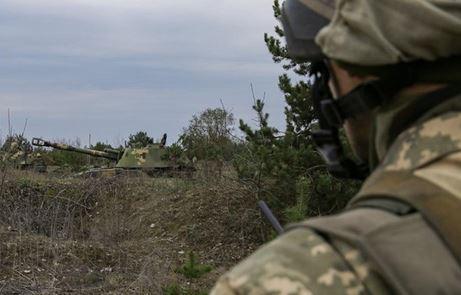 کشته شدن 2 سرباز اوکراینی در منطقه دونباس