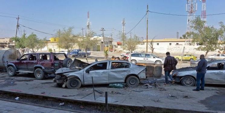 انفجار در سامرا؛ 7 نیروی الحشد الشعبی شهید شدند