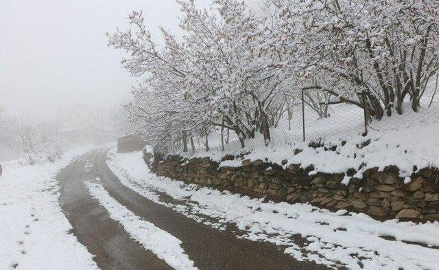ورود سامانه بارشی به آذربایجان غربی