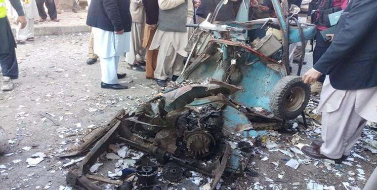 انفجار بمب در پیشاور پاکستان با 7 کشته