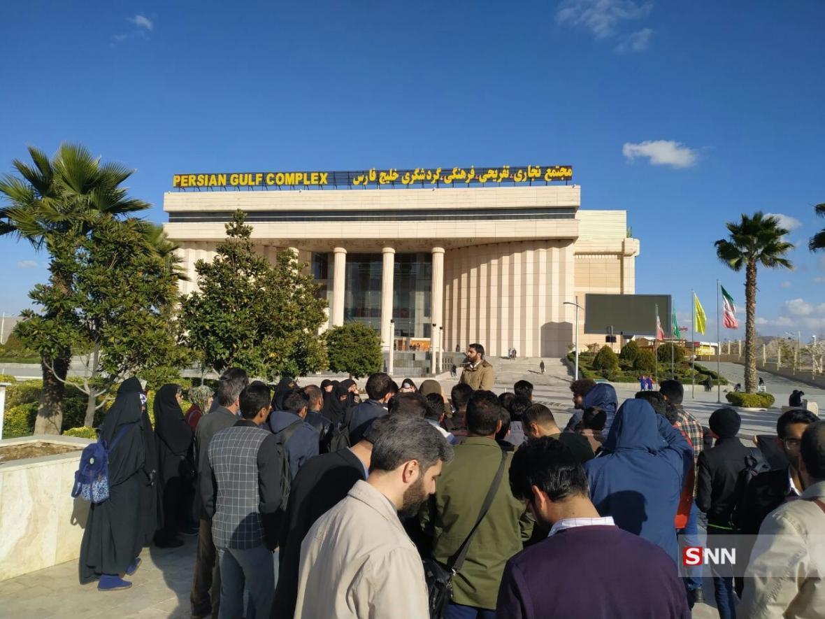 دانشجویان با حضور در مناطق مختلف شیراز با مسائل این شهر از نزدیک آشنا شدند