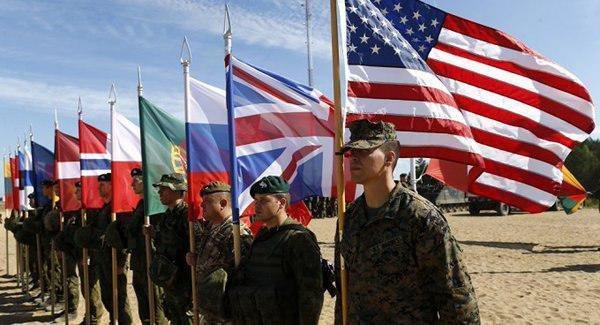 رزمایش ماه فوریه ناتو تمرین حمله به روسیه است