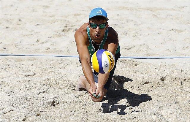 برنامه مسابقات تیم ملی والیبال ساحلی ایران در قهرمانی دنیا