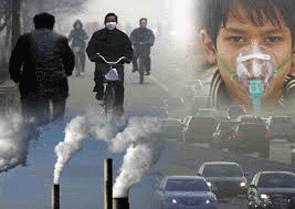 آخرین تحقیقات در خصوص تاثیر آلودگی هوا بر سلامت بدن
