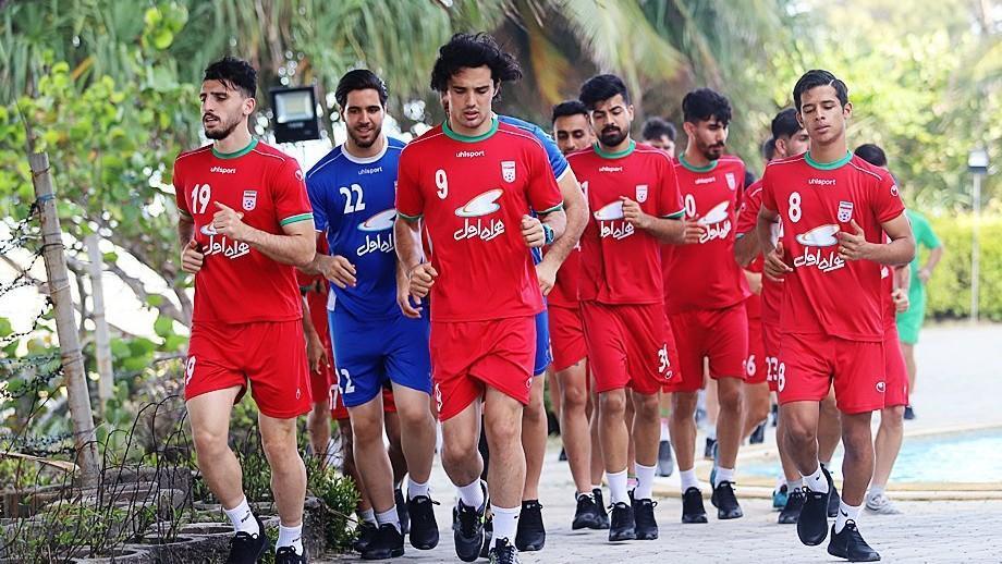 برنامه کامل بازی های تیم امید ایران در انتخابی المپیک