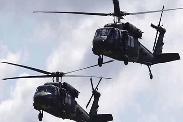 عبدالمهدی به پرواز مستمر بالگردهای آمریکایی واکنش نشان دهد