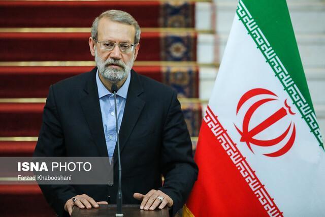 پیغام تسلیت لاریجانی به روسای مجلس، جمهور و نخست وزیر عراق
