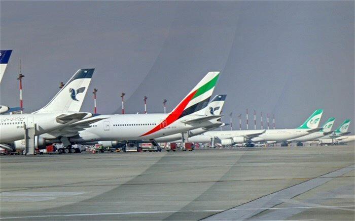 واکنش یک مقام سازمان هواپیمایی درباره لغو پرواز ایرلاین های خارجی به ایران