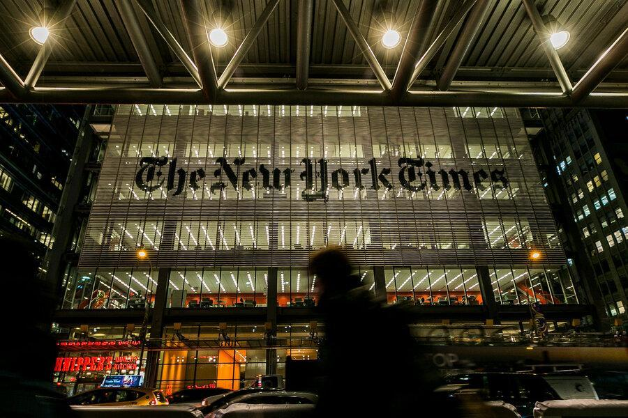 نیویورک تایمز رکورد 800 میلیون دلار درآمد سالانه دیجیتال را شکست