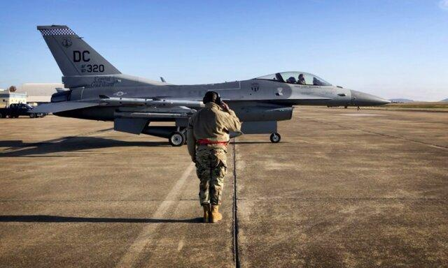 تیراندازی در پایگاه هوایی گارد ملی آمریکا