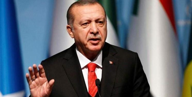 اردوغان: هنوز نظامیانمان را به لیبی اعزام نکرده ایم
