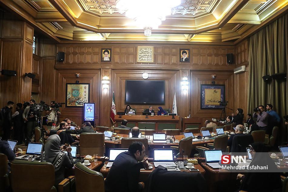 لایحه بودجه سال 99 شهرداری تهران تقدیم شورای شهر شد