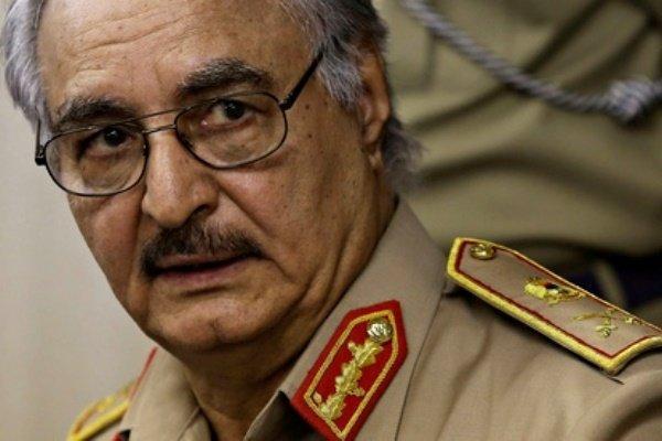 اقدامات ارتش ملی لیبی متوقف نخواهد شد
