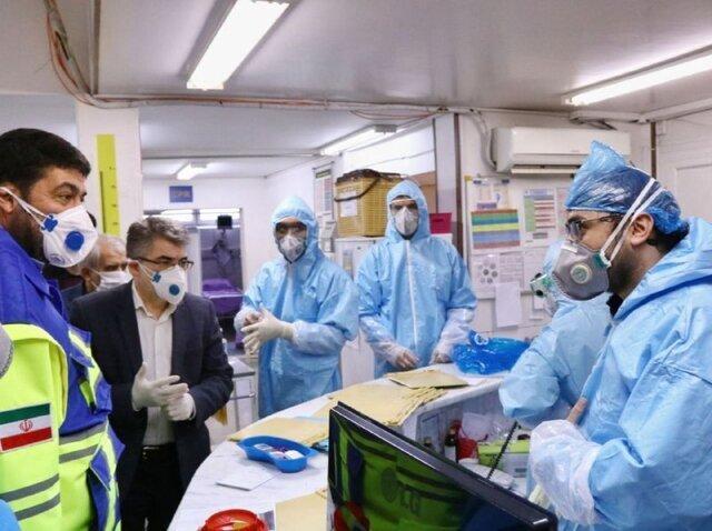 خساست مدیران بیمارستان ها ، تهدید سلامت پرستاران با دریغ کردن وسایل پیشگیری از کرونا