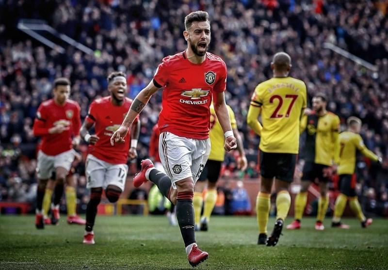 لیگ برتر انگلیس، صعود منچستریونایتد به رده پنجم در روز گلزنی فرناندس