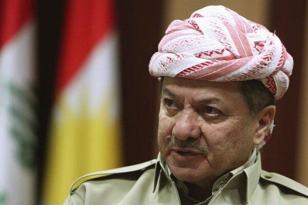 نگرانی بارزانی و نماینده سازمان ملل نسبت به بحران سیاسی عراق