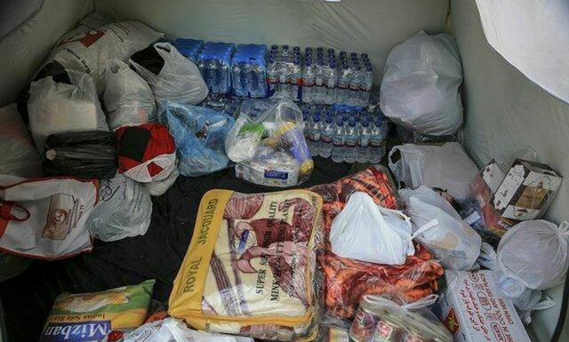 یاری های مردم ارومیه به زلزله زدگان خوی جمع آوری می گردد
