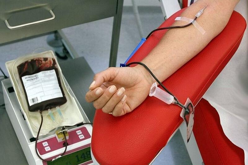احتیاج بیماران به خون و فرآورده های خونی در ایلام