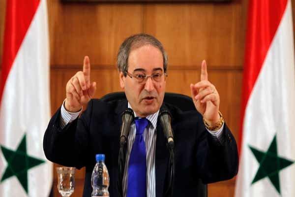 سفارت لیبی در دمشق بازگشایی شد، مقداد: کشورهای دیگر هم بازمی گردند