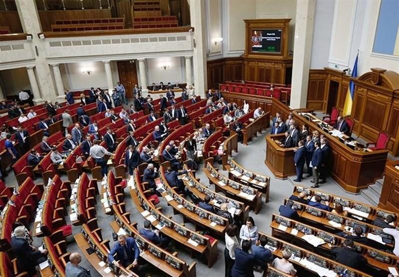 تصویب مجوز حضور نظامیان خارجی در کشور در مجلس اوکراین