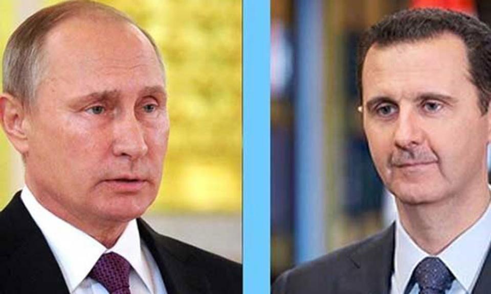 پوتین: توافق مسکو در راستای تضمین حاکمیت سوریه است
