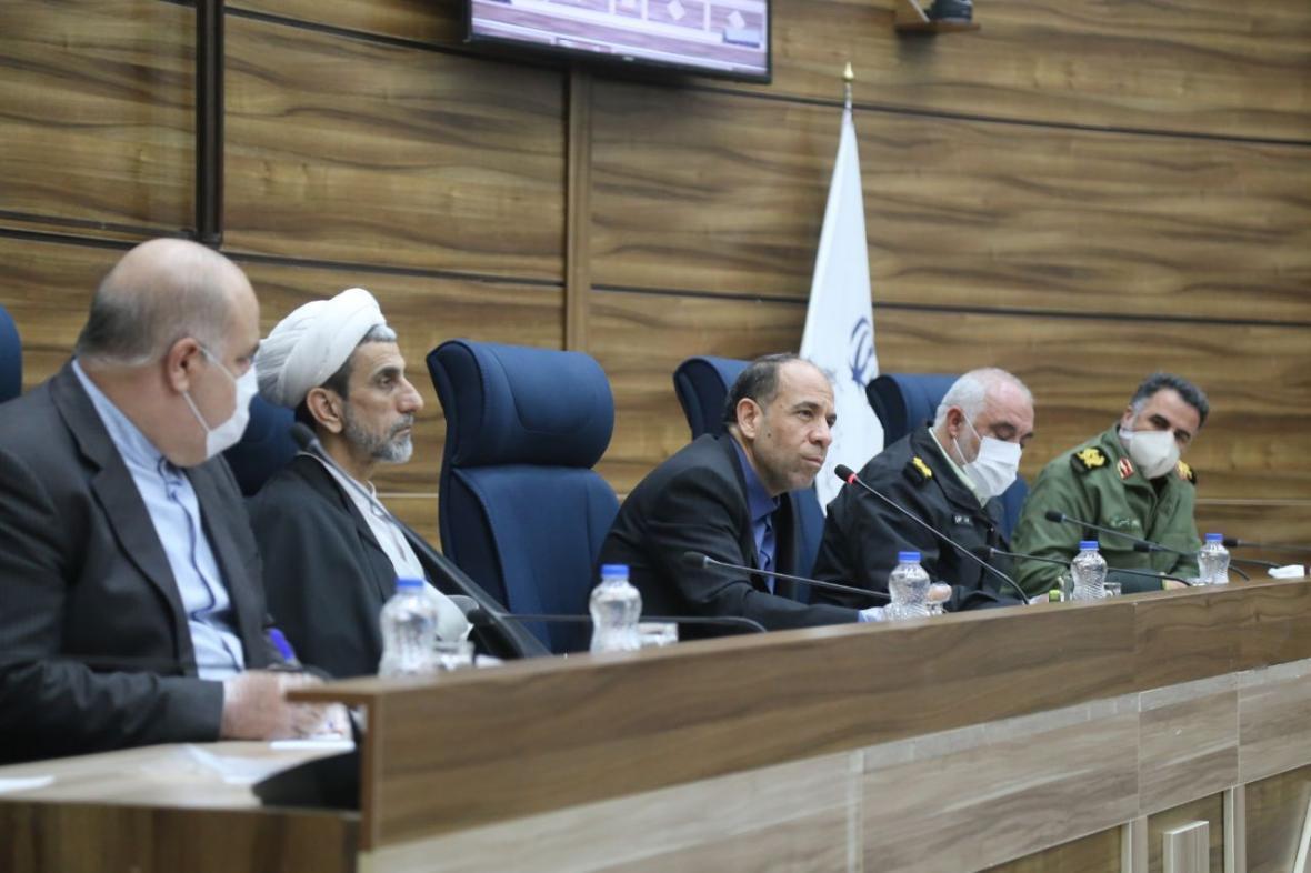 خبرنگاران استاندار: خراسان شمالی سومین استان در بحث پیشگیری از کرونا است