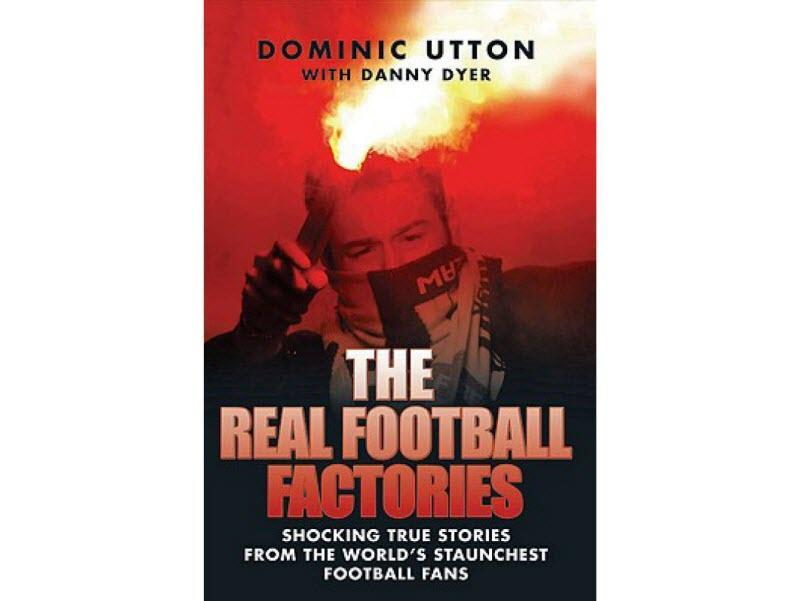 کتاب دیوانه های فوتبال - دومینیک آتون و دنی دایر