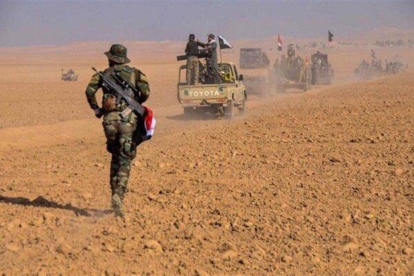 حشدشعبی تحرکات داعش در جنوب موصل را دفع کرد