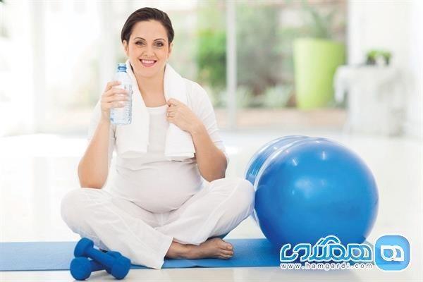 ورزش را در دوران بارداری فراموش نکنید