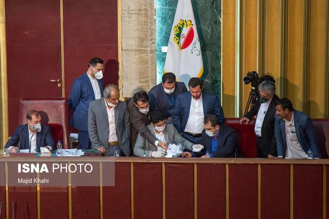 انتخاب نایب رئیس و سخنگوی شورای عالی استان ها